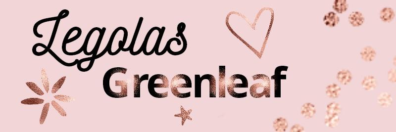 legolas greenleaf book boyfriends