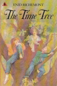 the time tree enid richemont cover art book stack
