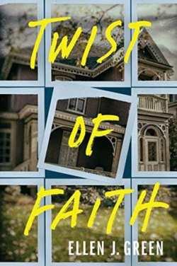 twist of faith cover art january book haul