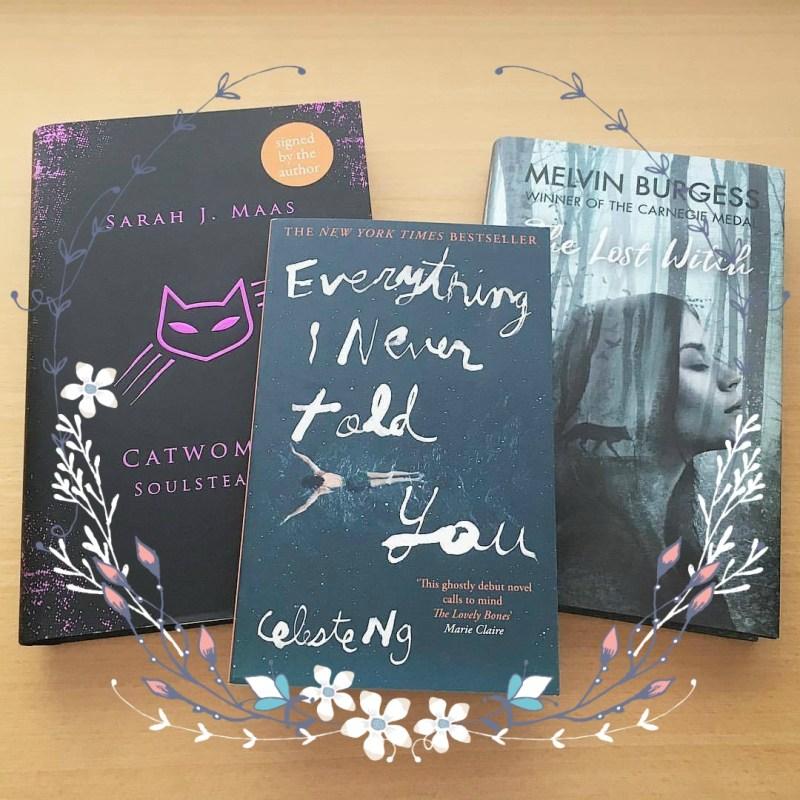 blogoversary and books