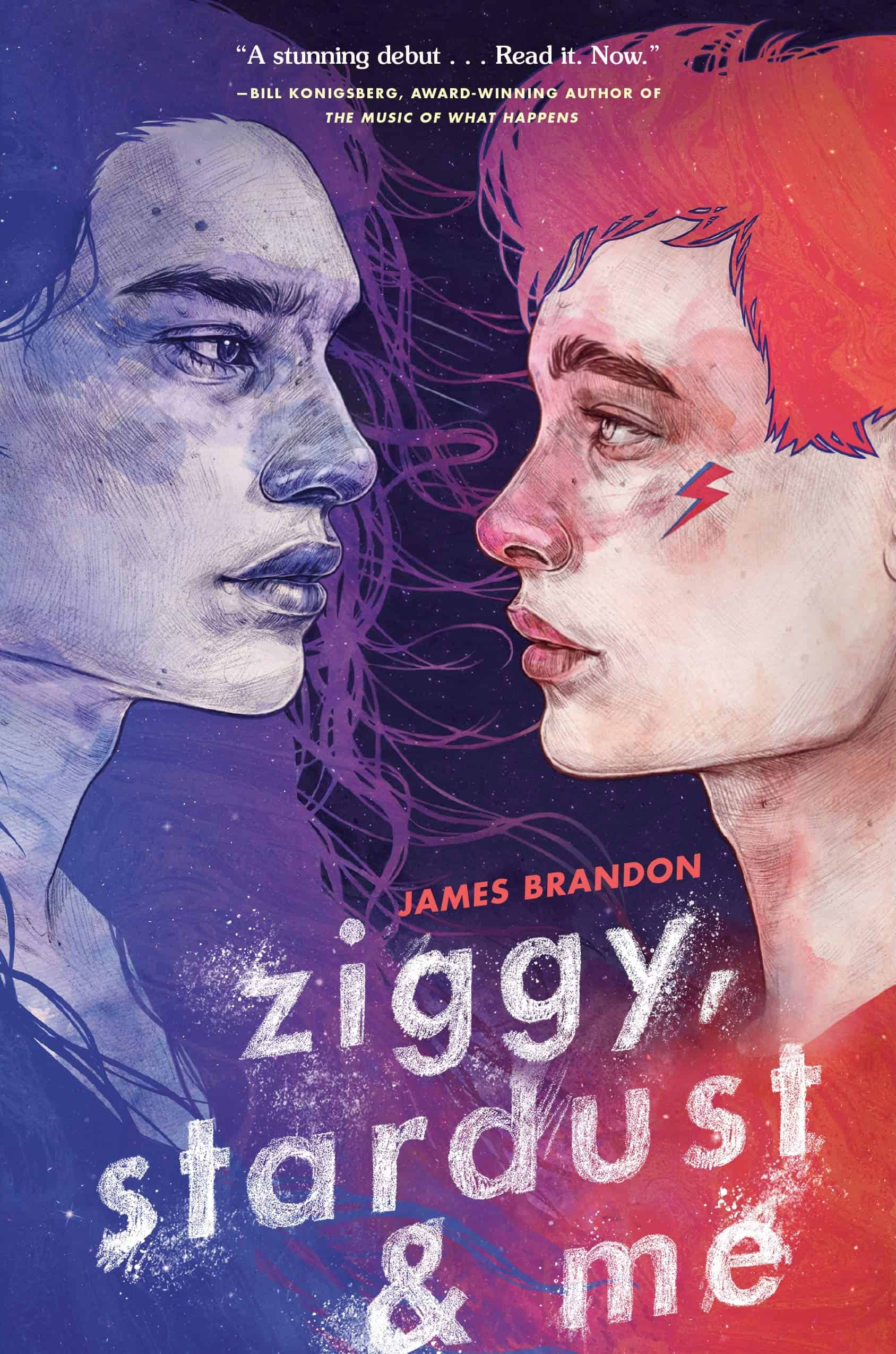 ziggy stardust and me