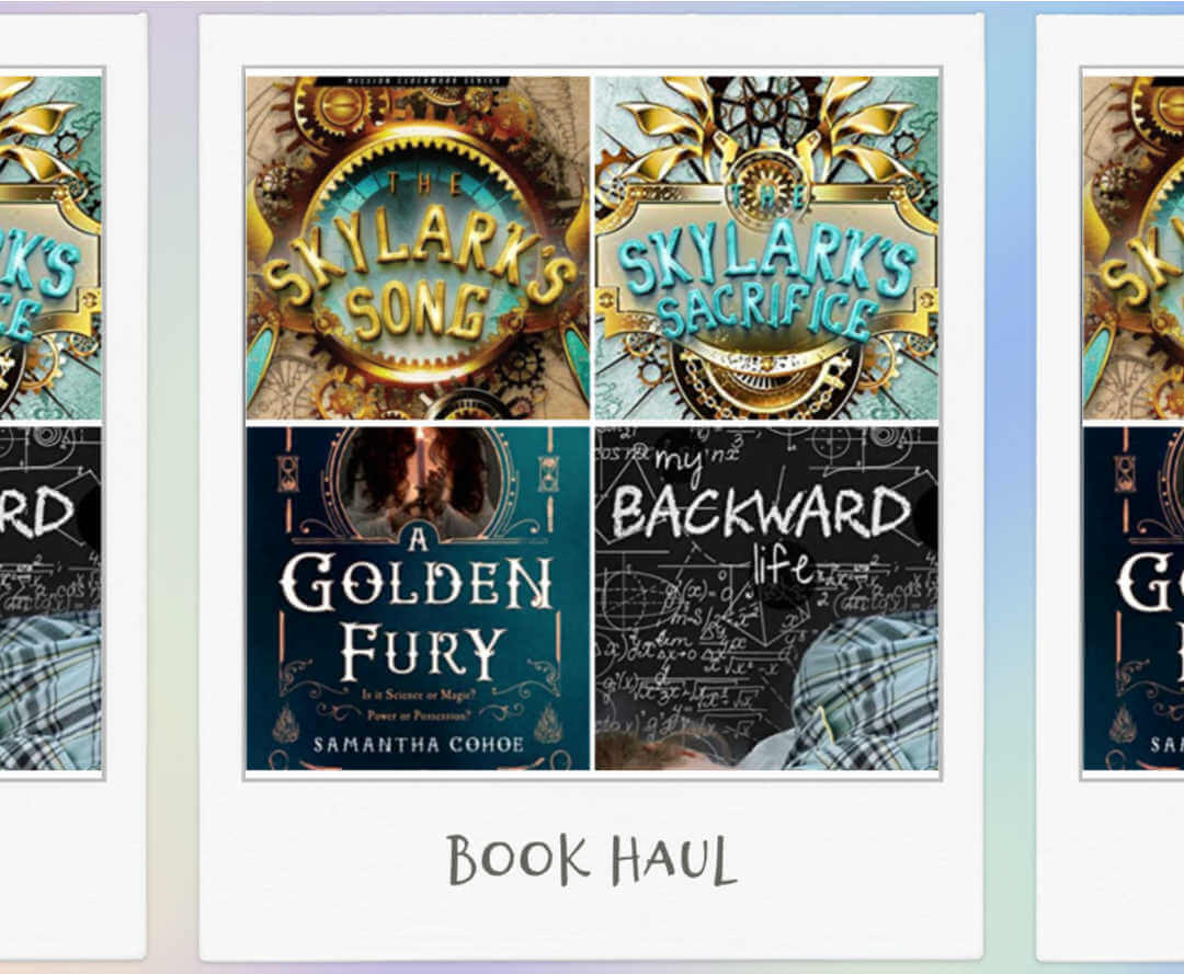 stacking the shelves book haul week 200