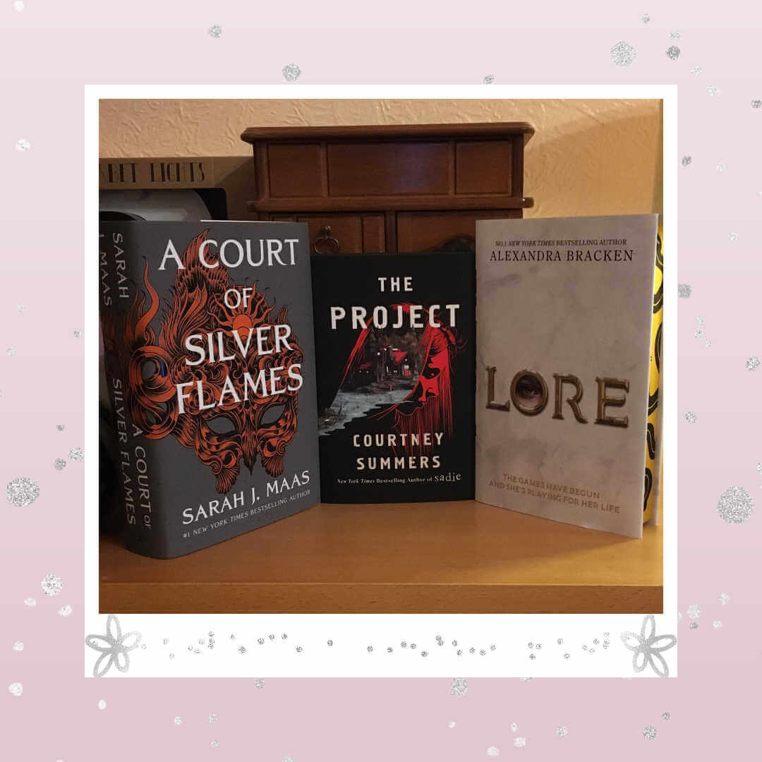 stacking the shelves book haul week 209