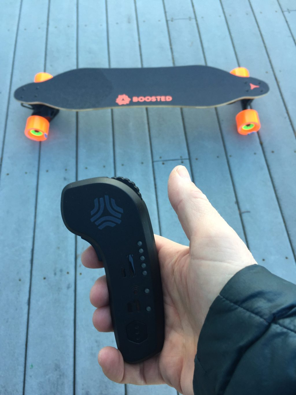 The Boosted Board Remote