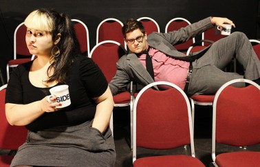 Promotional photo for Late Night Action with Alex Falcone - Action/Adventure Theater - Portland, OR