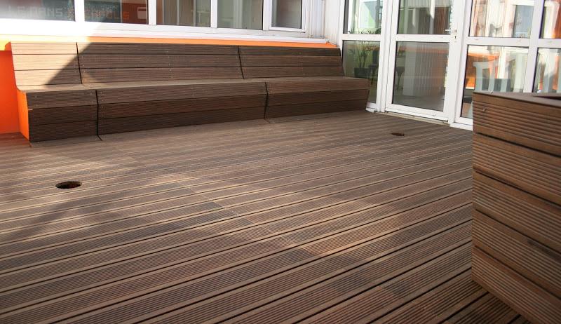 Ides Pour Amnager Sa Terrasse Agence Briques En Stock