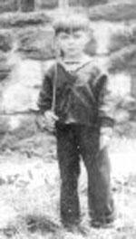 Maxi Dorf age 4