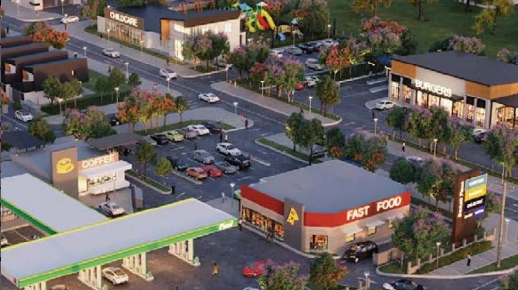 Proposed development for 415-427 Beckett Rd Bridgeman Downs