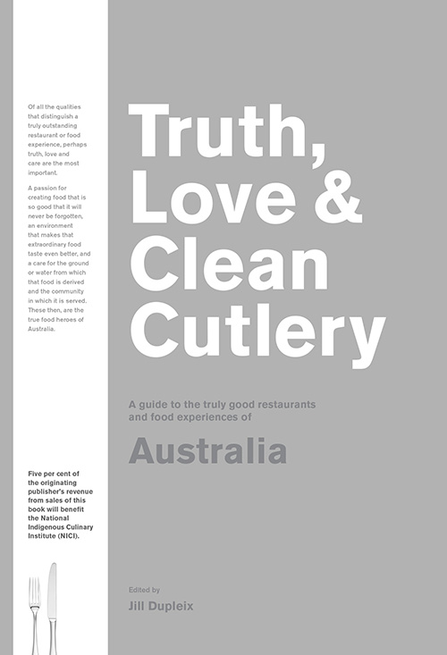 truth love clean cutlery