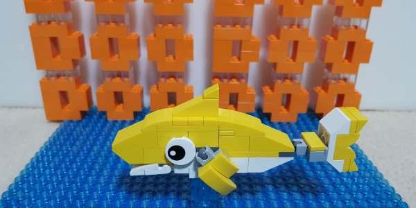 Want to build a Baby Shark, doo doo doo doo doo? (Part 1)