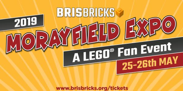 TICKETS ON SALE: BrisBricks 2019 Morayfield Expo