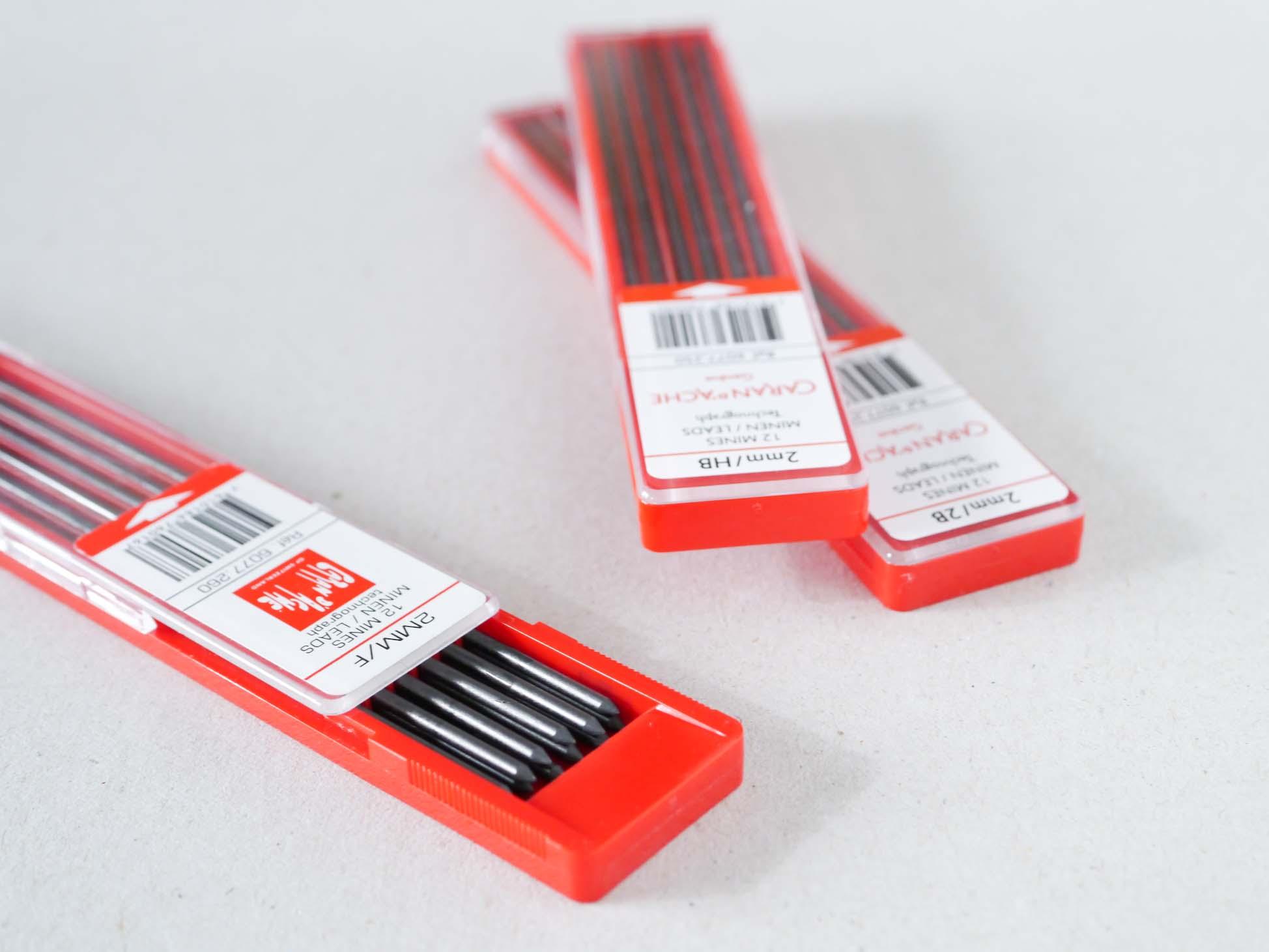 Caran dAche 2 mm grafitminer