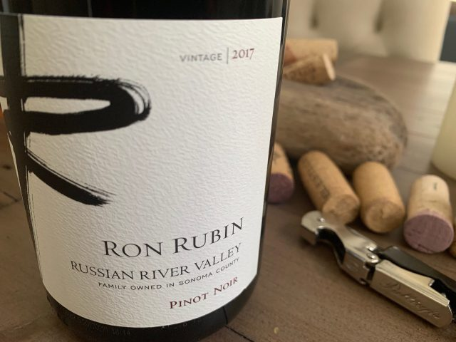 Ron Rubin 2017 Russian River Valley Pinot Noir
