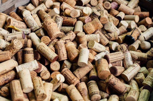 Wine corks at Buvette bistro in New York. Credit: Photo by Elisha Terada on Unsplash