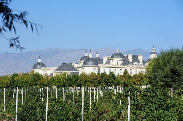 Chateau Changyu Moser XV; Credit: CCMXV