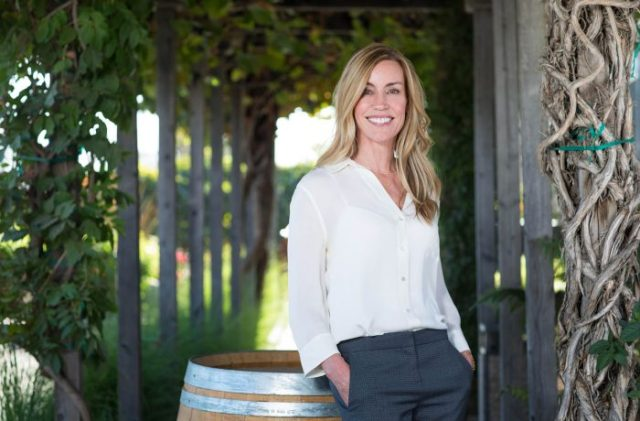 Executive Vice President, Scheid Family Wines, Scheid Vineyards; Chairperson, Wine Market Council