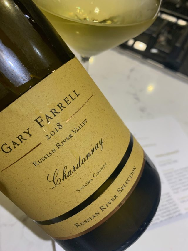 Gary Farrell 2018 Russian River Selection Chardonnay Russian River Valley