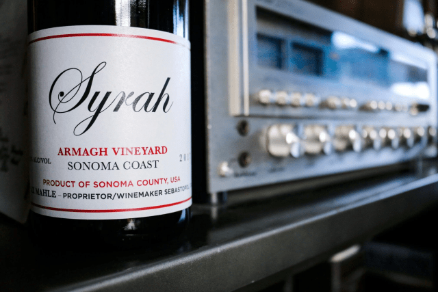 Pax Mahle Wines in Sebastopol, Calif., makes this syrah, which captures in a bottle the savory, floral, wild and gamy nature of the grape and place.Credit...Pax Wines