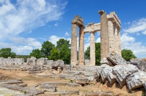 According to Greek mythology, this is where Hercules, the greatest of all ancient Greek heroes, performed his first Labour: he killed the Nemea lion that ravaged the area at the time and was a plight to locals.; visitgreece.gr