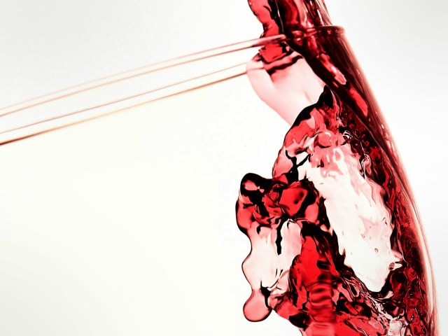 Want to aerate your wine even more? Pour some in a glass. Want to aerate that wine a bit more? Swirl that glass.