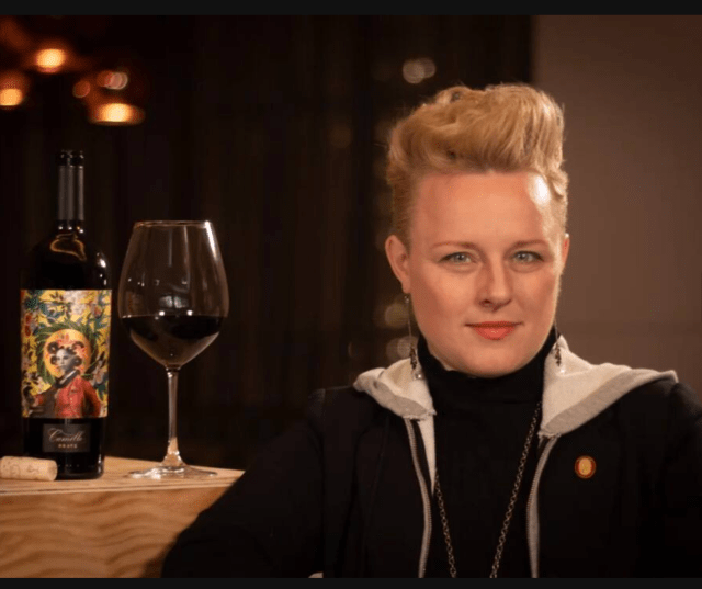 Emily Wines, MW, sommelier for Cooper's Hawk Winery and Restaurant flagship location in the Chicago area, is the 2021 chair of The Court of Master Sommeliers, Americas. (courtesy of Cooper's Hawk Winery and Restaurant)