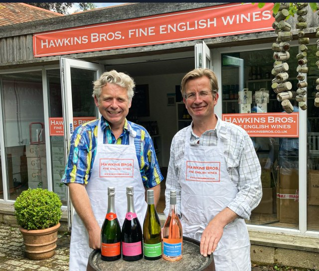Consumer reluctance over locally made wine has been brought up by all the retailers I've spoken to whilst writing this series. As a result, those who work in the industry have to be part-expert, part-salesperson, and part warrior-monk. The Hawkins brothers fit this mould perfectly.