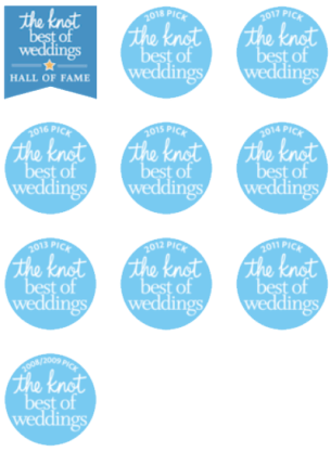 Briscoe Manor - The Knot Best of Weddings