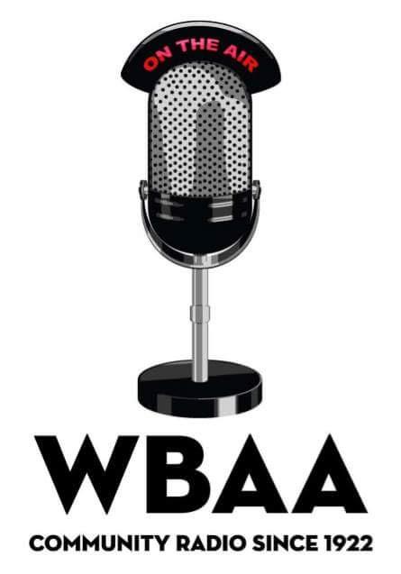 WBAA Vintage microphone