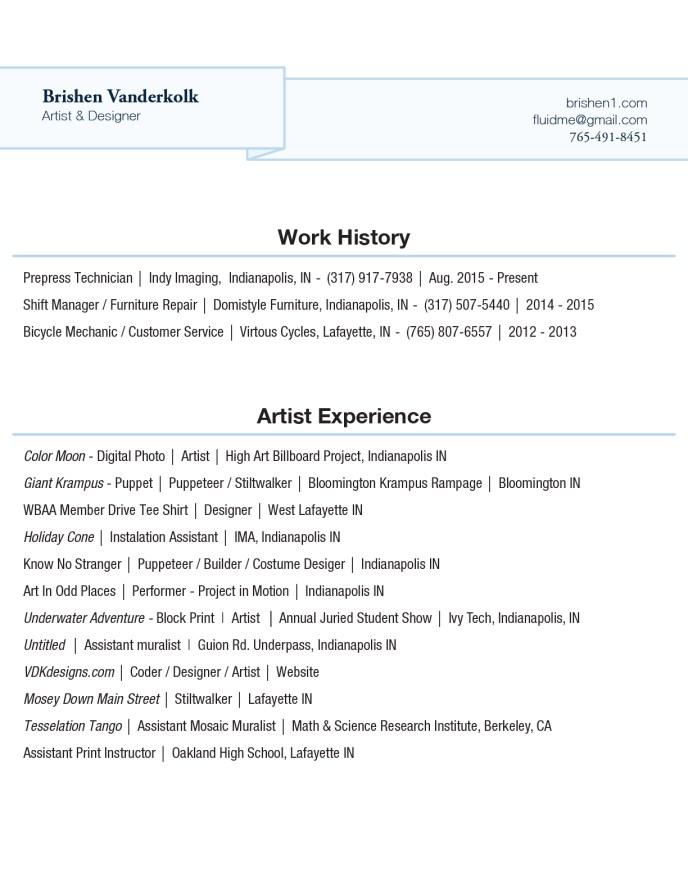 Vanderkolk_artist-resume_2018