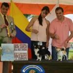 Ozzie showing with Claudia Garzon, Sergio Escobar Molina