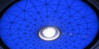 Auditorium dome Brisbane City Hall