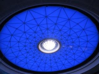 Auditorium dome Brisbane City Hall