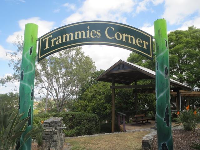 Trammies Corner Brismania