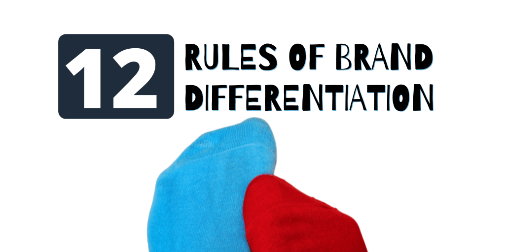 brand differentiation strategy examples