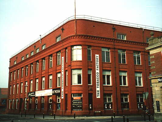 Image result for will tobacco factory bedminster