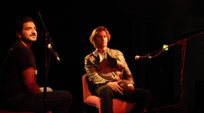 EXCLUSIVE INTERVIEW: Oh hai Mark: An evening with The Room's Greg Sestero