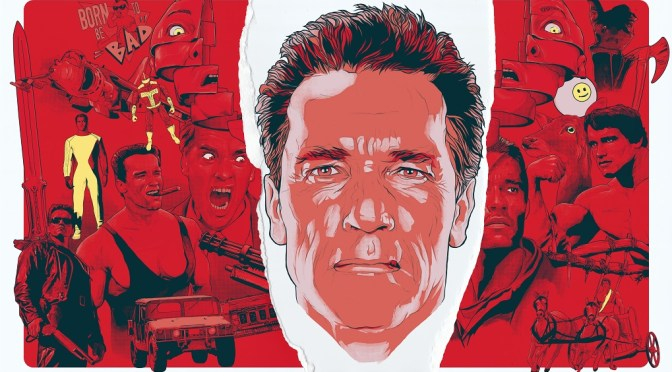 SOLD OUT: ARNIE-GEDDON: A Schwarzenegger Triple Bill – 29th July, Winston Theatre