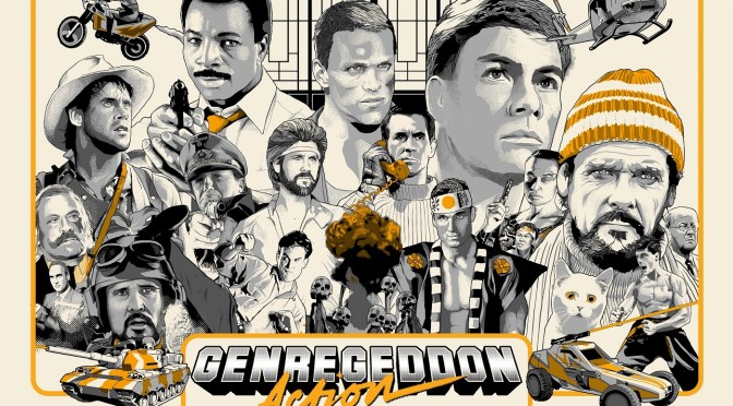 GENRE-GEDDON: ACTION – 2nd September, Winston Theatre