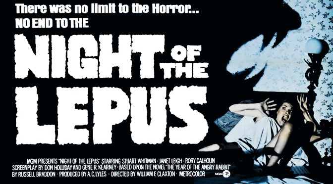 SOLD OUT: NIGHT OF THE LEPUS (1972) – 31st August, Windmill Hill City Farm