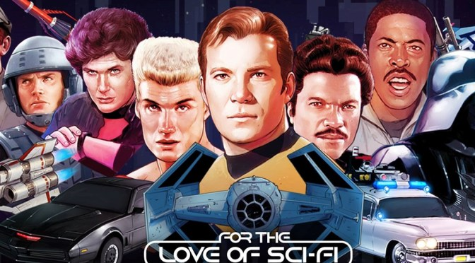 For The Love of Sci-Fi bringing William Shatner, Dolph Lundgren and more to UK!