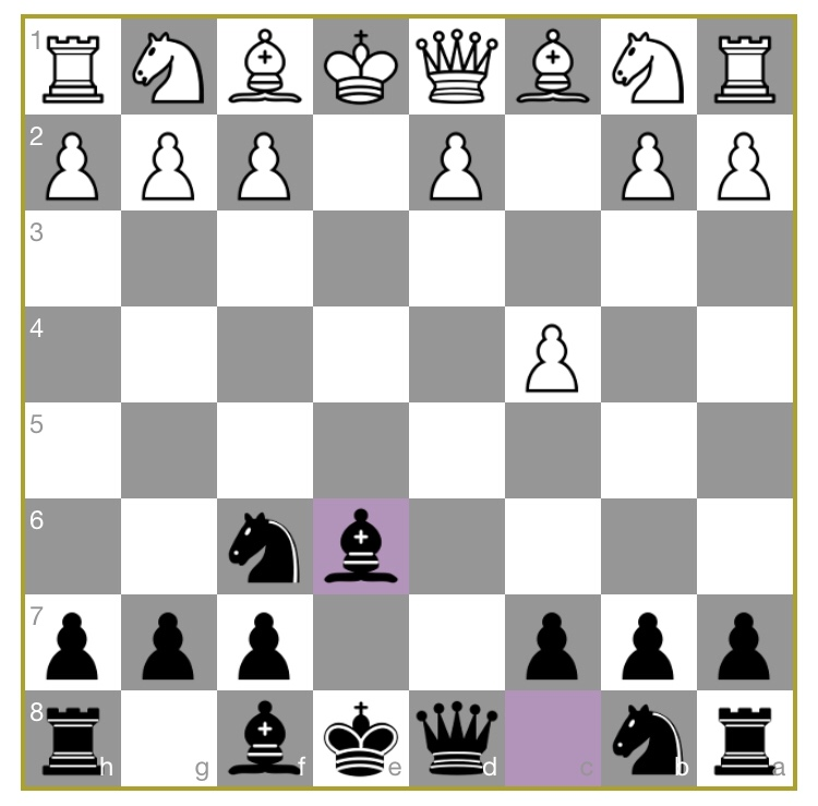 How not to play the Icelandic Gambit – The Bristol Chess Times