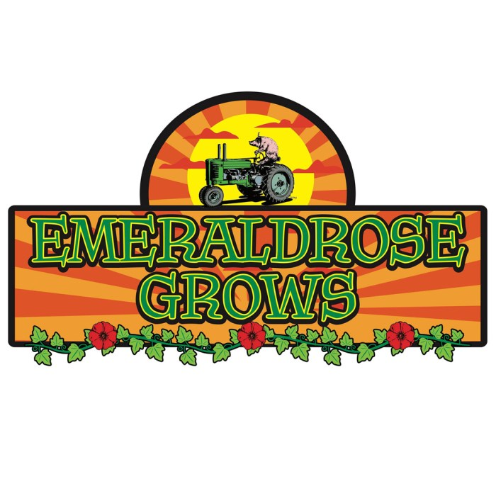 Emeraldrose Grows