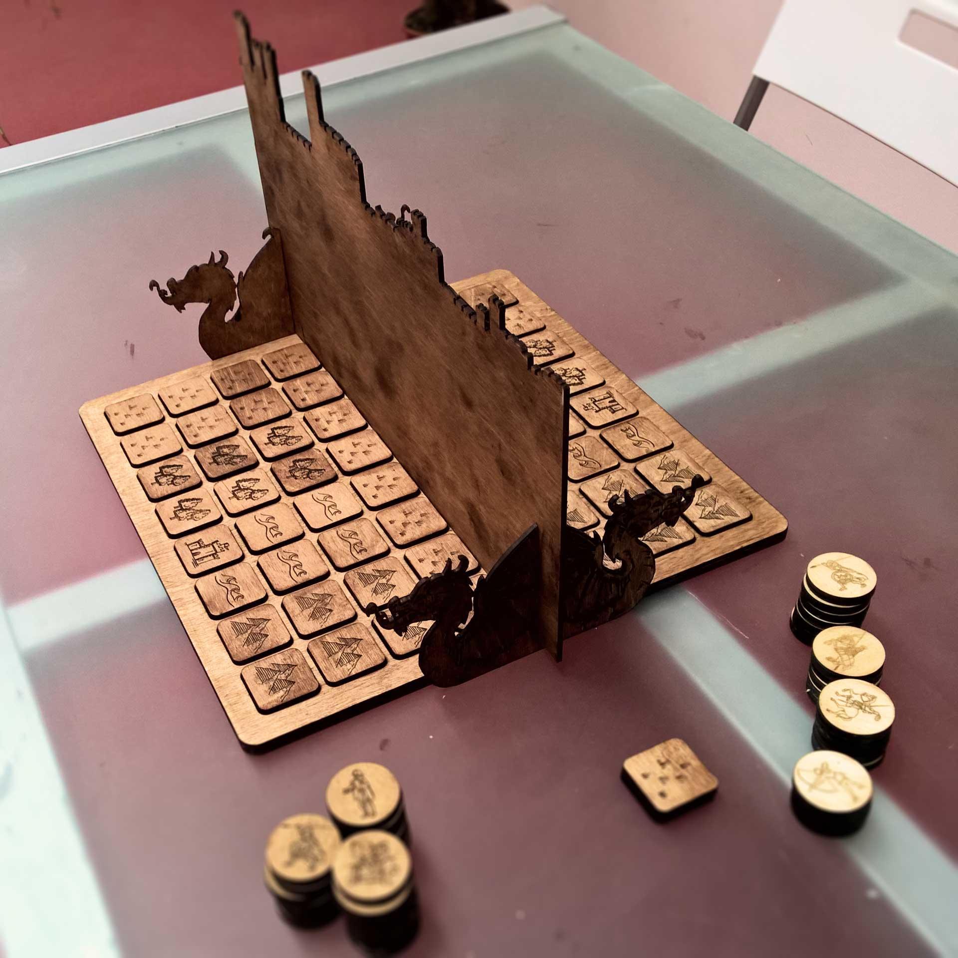 Game Of Thrones Board Game Cyvasse Bristol Design Forge