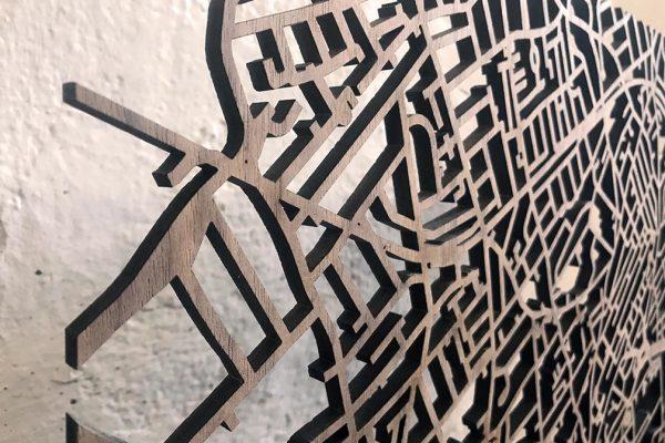 bristol sculpture close up