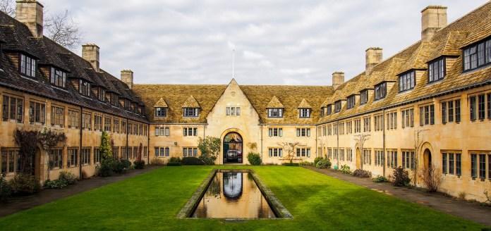 Martijn van Sabben -- Oxford Nuffield College in Oxford