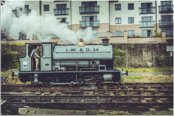 Portbury on 'Driver for a fiver' (Juliet Eden)