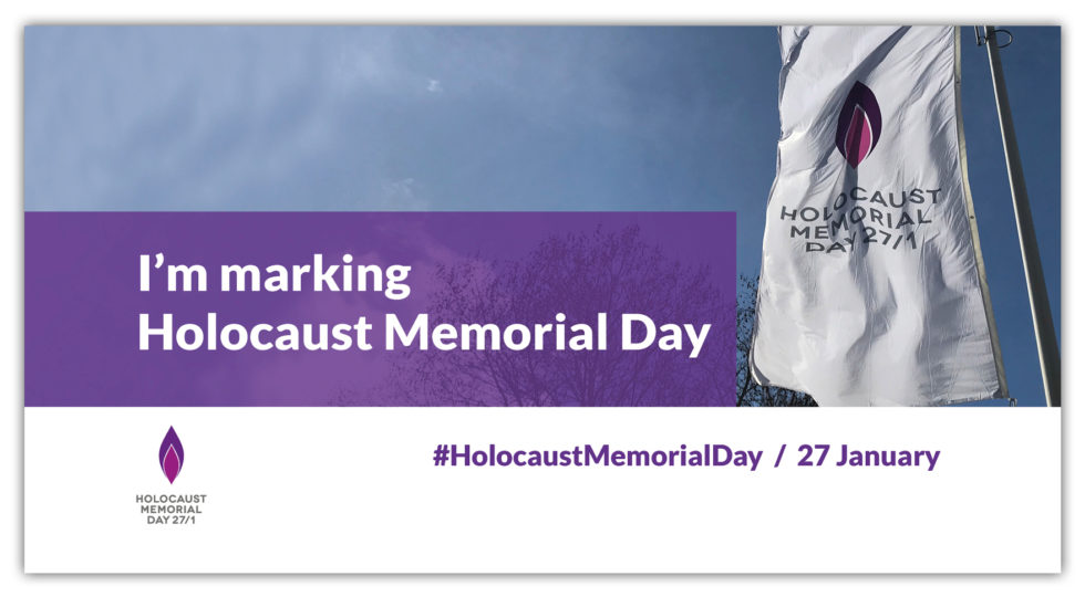 Marking Holocaust Memorial Day 2021