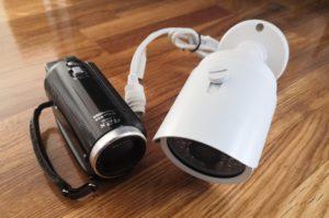 Camcorder and CCTV camera