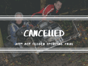 2019 Fedden Trial Cancelled
