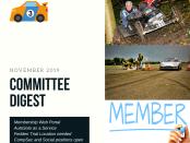 Committee Digest November 2019